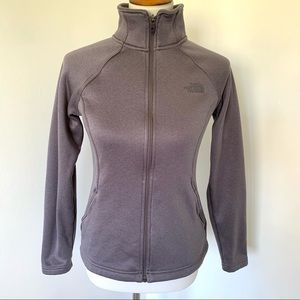 Women's North Face Agave Full Zip Jacket S Small